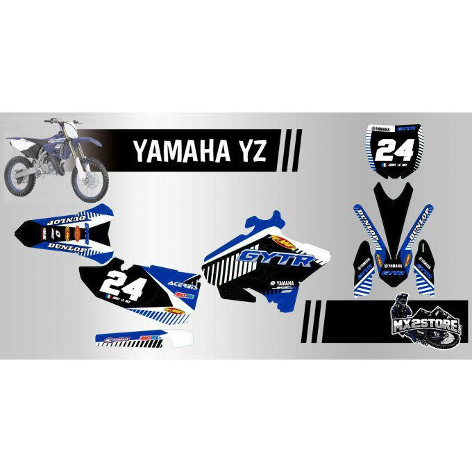 Kit Perso YZ / YZF / WRF 65 > 450